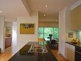 eclectic kitchen My Houzz: Art Inspires an Aussie Remodel (16 photos)