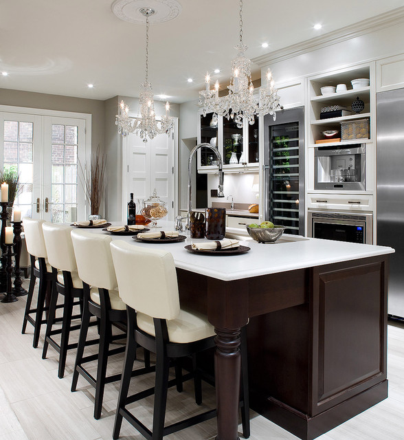 Candice Olson Design - Contemporary - Kitchen - Toronto - by Brandon ...
