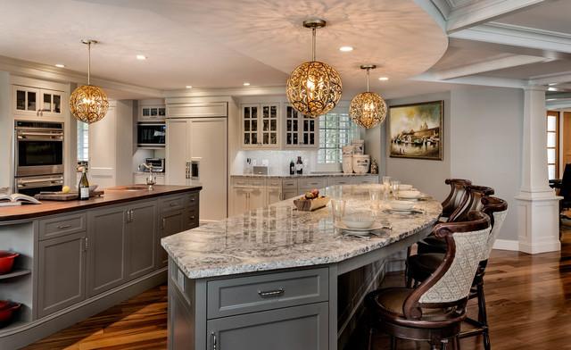 Canobie lake house moderne cuisine boston par for Voir cuisine moderne