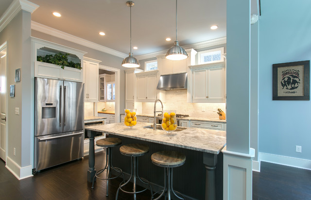 Http Www Houzz Com Photos 8182807 Canopy Cove James Island Transitional Kitchen Charleston