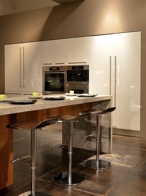 Cantoni Houston Showroom Modern Kitchen Houston By
