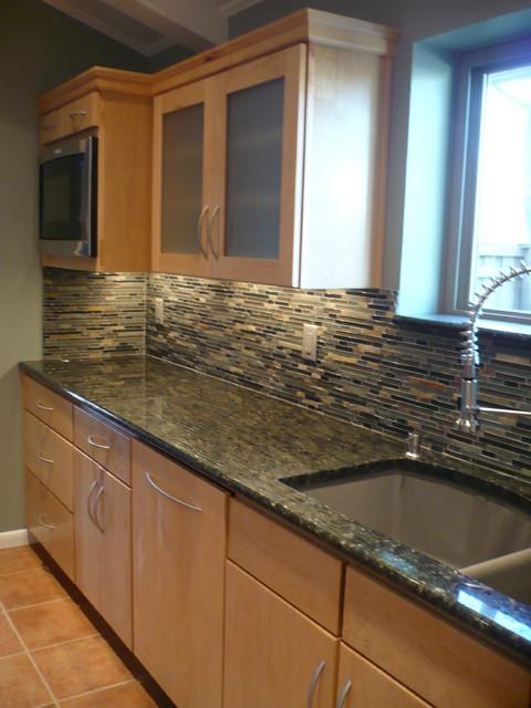 Canyon creek kitchen update for Modern kitchen updates