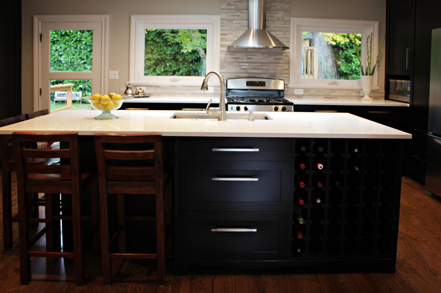 Canyon Heights Kitchen Renovation contemporary-kitchen