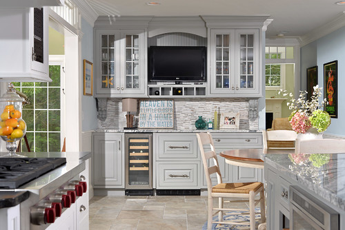 POLL: Do you have a TV in your kitchen?