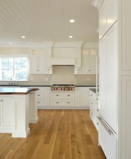 Cape Cod Classic Kitchen Beach Style Kitchen Boston by – Cape and Island Kitchens