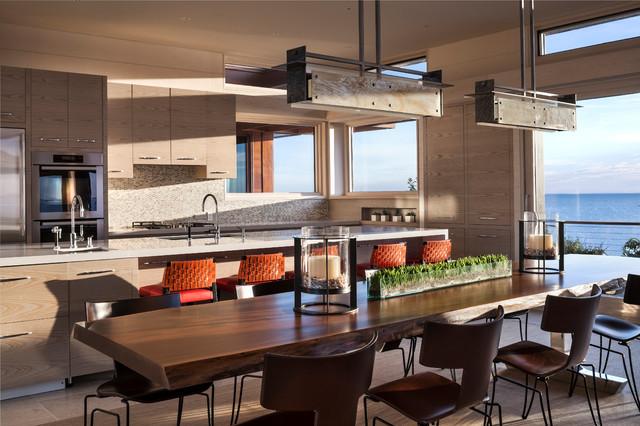 Cape Cod contemporary-kitchen