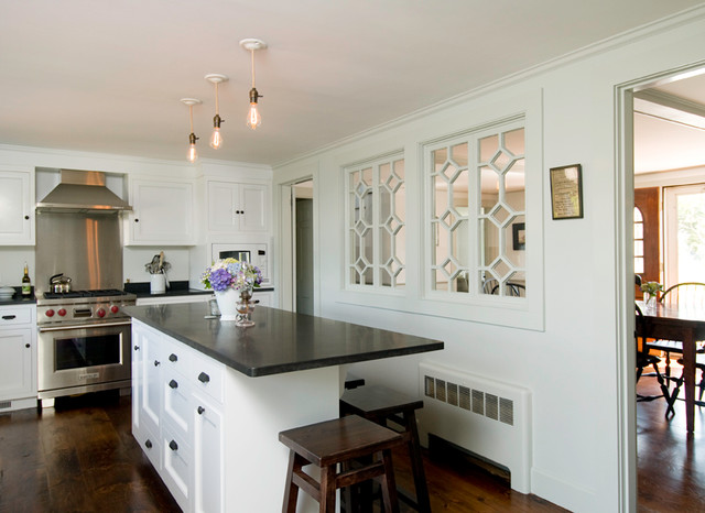 Cape Cod House traditional-kitchen