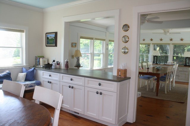 Cape Cod Kitchen Traditional Boston By
