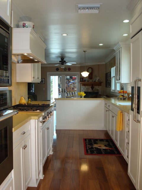 nice Kitchen Remodel Pasadena Ca #2: Cape Cod kitchen remodel in Pasadena, CA eclectic-kitchen