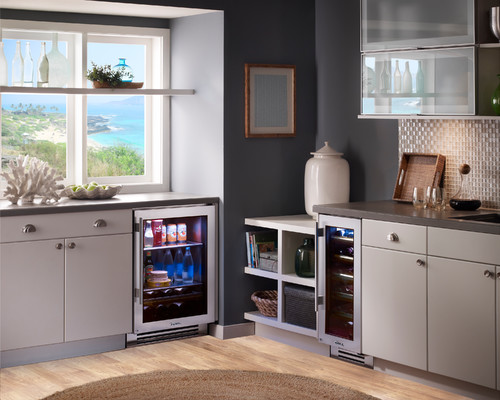 Beverage Centers Are Now The Most Popular Type Of Undercounter  Refrigerator, Because They Can Accommodate Food, Cans Of Soda As Well As  Wine.