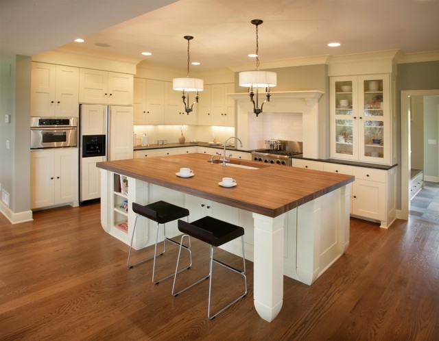 Cape Cod Shingle Style Kitchen Traditional Kitchen Minneapolis