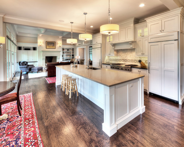 Cape Cod Springfield Mo Beach Style Kitchen Other Metro By J L Thompson Design Group