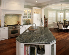 Cape Cod Traditional Kitchen traditional-kitchen