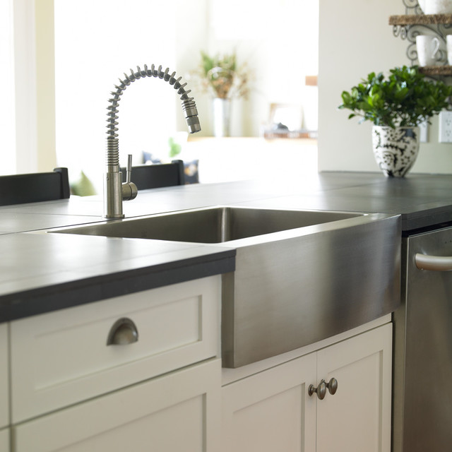 Cape Cod- Victoria - Traditional - Kitchen - Vancouver - by ...