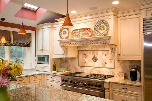 Cape - Renovations and Additions traditional-kitchen