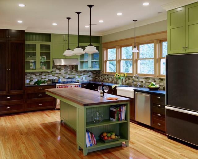 Kitchens That Make You Green With Envy Kitchen Design Blog