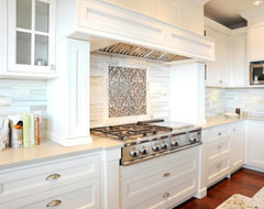 Capital Hill Residence traditional kitchen