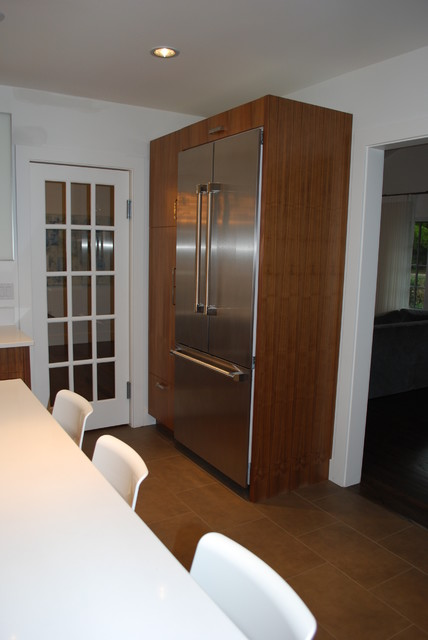 Capital Millwork Inc. contemporary-kitchen