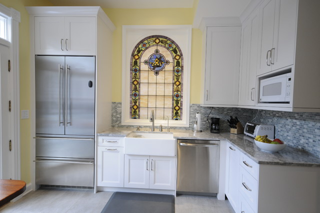 Capitol Hill Kitchen Remodel Traditional Kitchen Dc