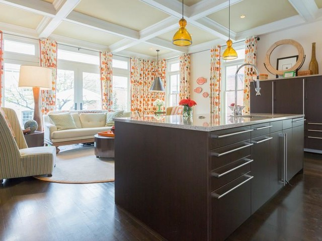 Capitol Hill Residence eclectic-kitchen