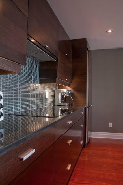 CAPLAN Residence modern-kitchen