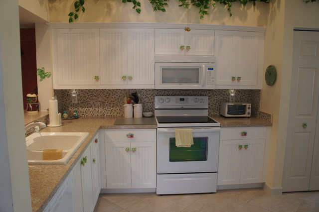Caplick Project traditional-kitchen
