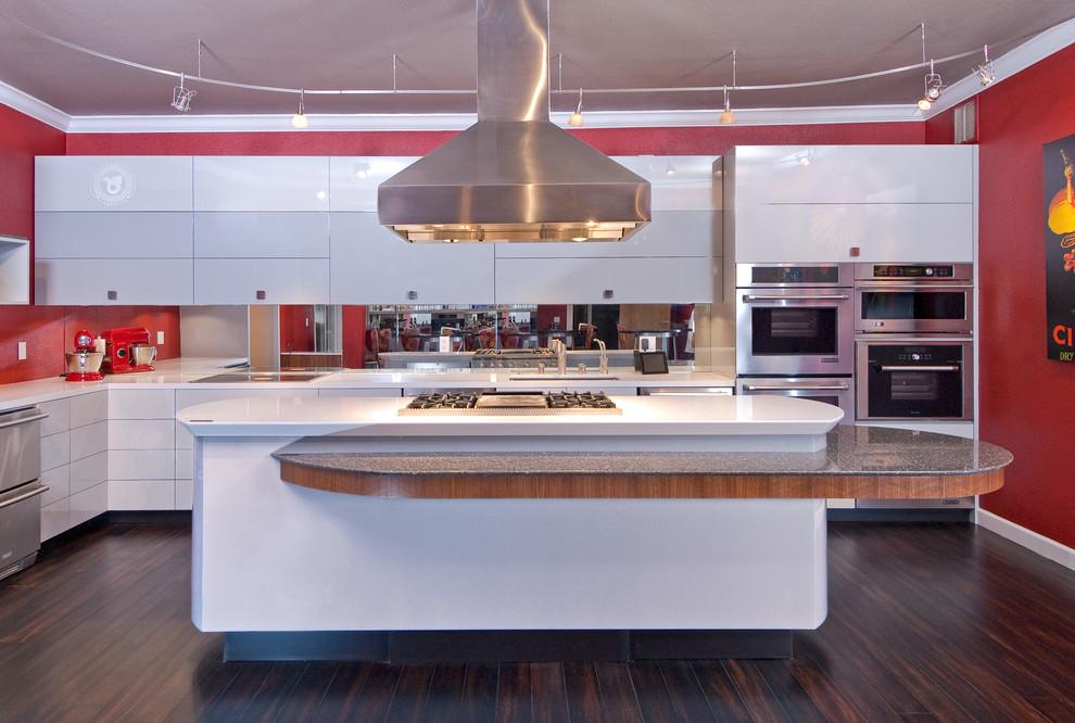 Capp - Modern - Kitchen - San Francisco - by Leo Claudio ...