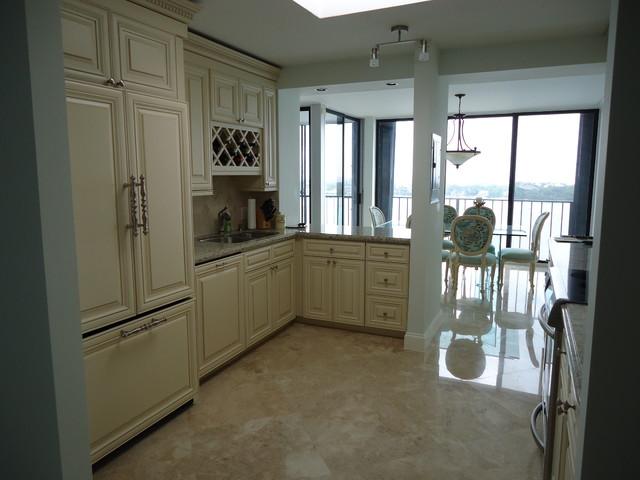 Beach florida also black kitchen cabinets and pompano beach marble