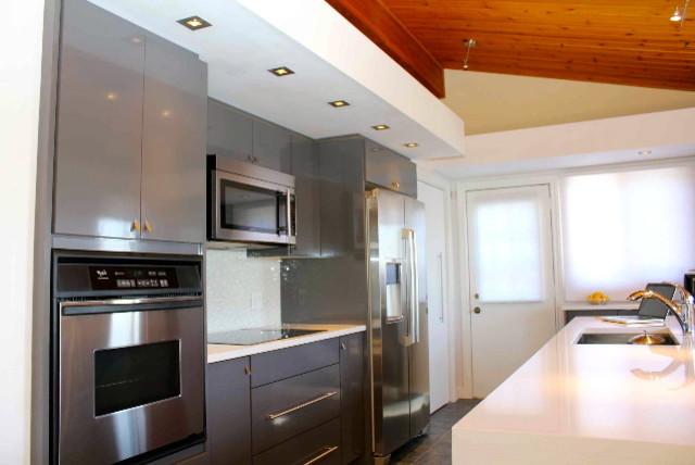 Capri Residence contemporary-kitchen