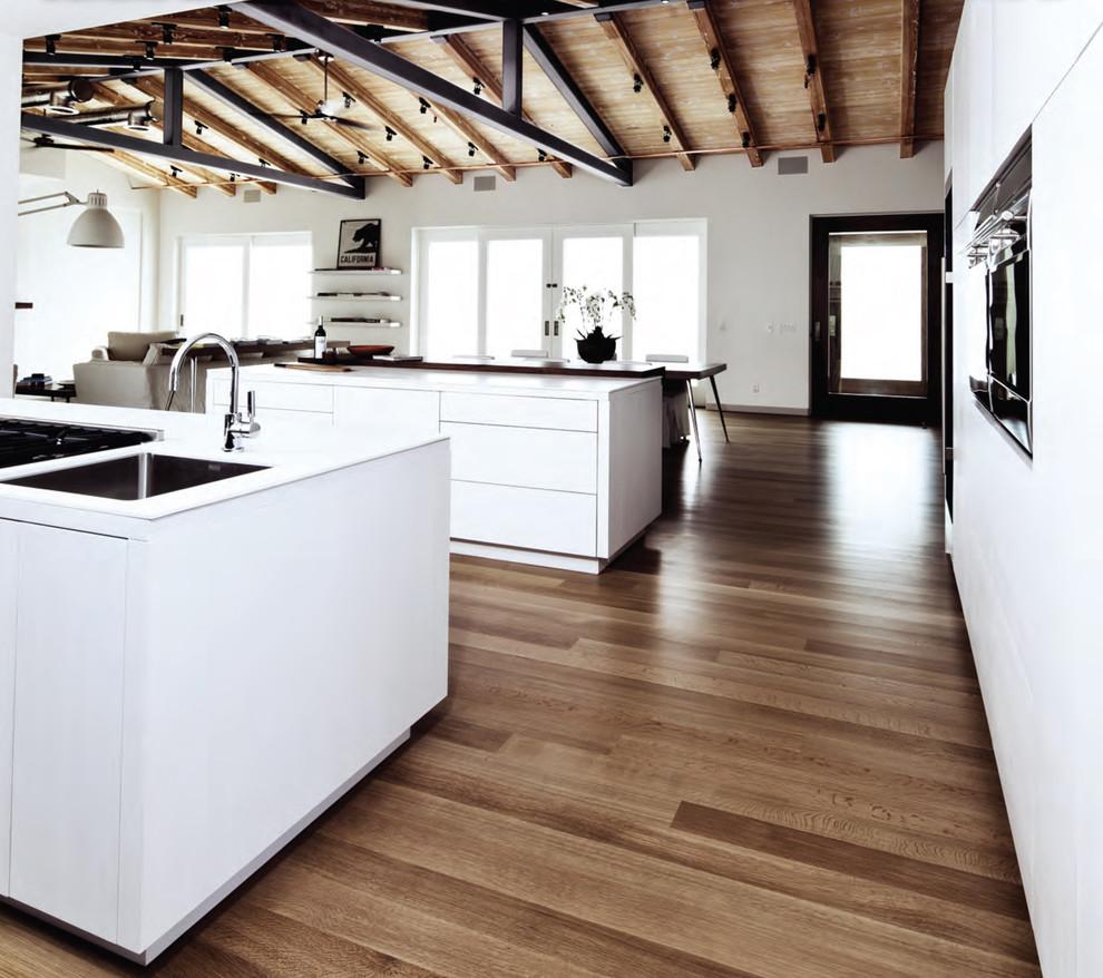 Installing Engineered Wood Flooring
