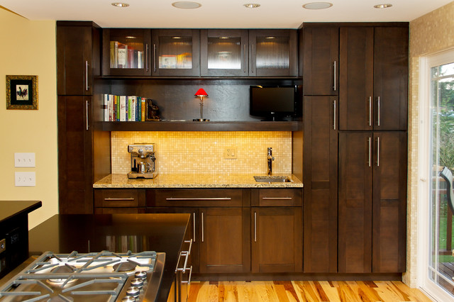 Cardell Cabinetry - Parr Cabinet - Seattle, WA ...