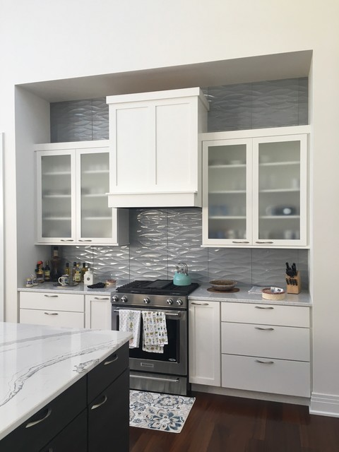 Ridge Project  Contemporary  Kitchen  Other  by Luxe Interiors