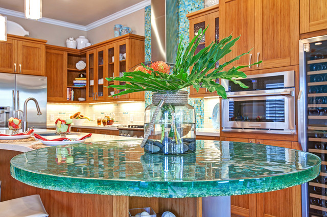 Caribbean Bathroom Design Ideas ~ Caribbean hues kitchen