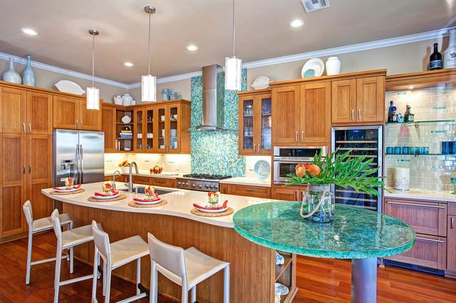 Caribbean Hues Kitchen