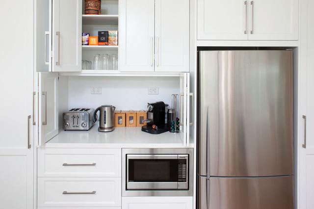 Sneaky Storage Ideas For Small Appliances