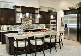 Carlisle 1100 - Traditional - Kitchen - Tampa - by Arthur Rutenberg Homes