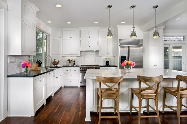 Carlsbad Remodel traditional-kitchen