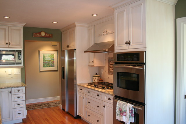 Carlson Traditional Kitchen San Francisco By