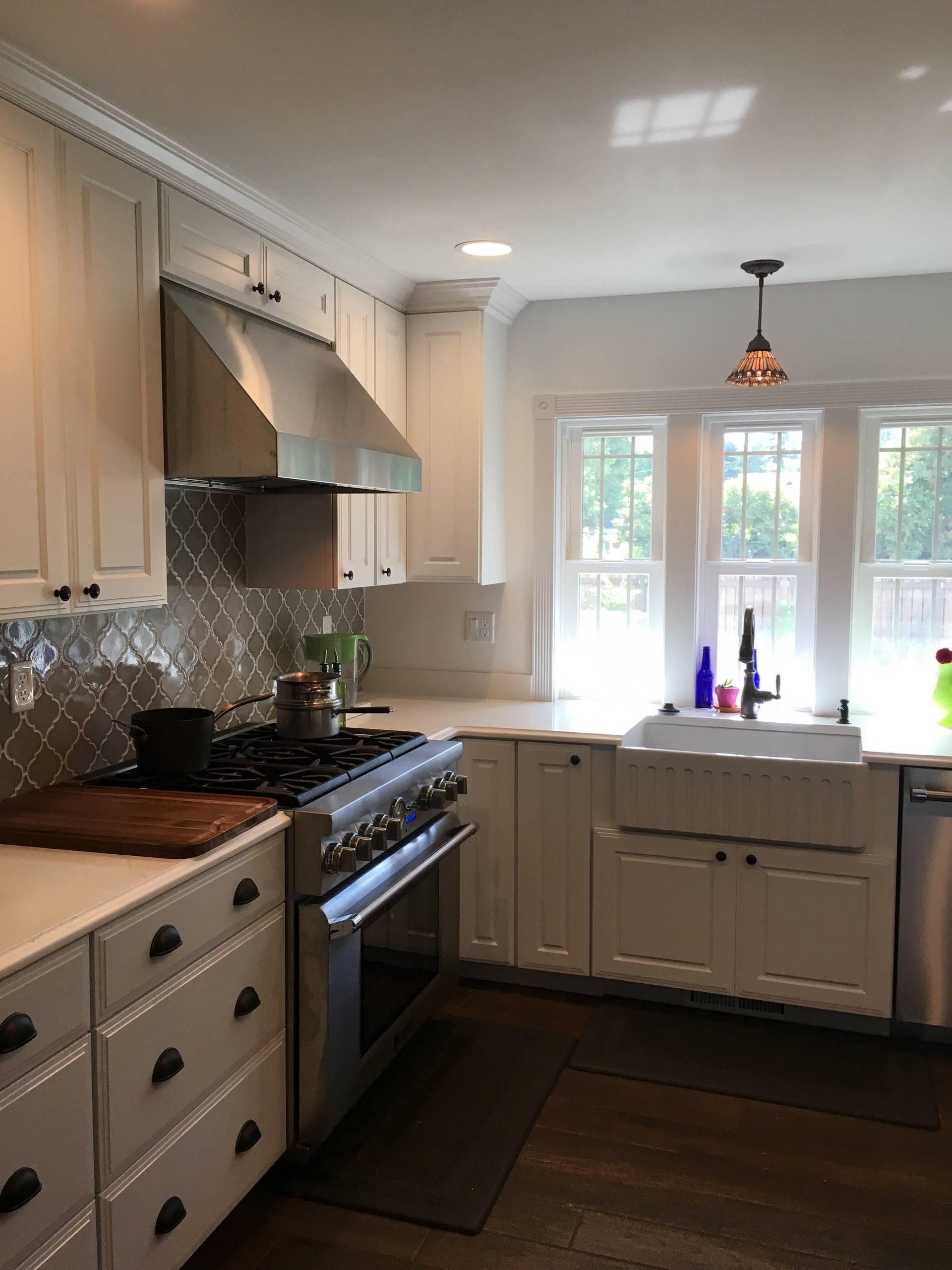 Carlyon Kitchen Renovation