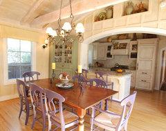 Carmel Cottage Kitchen farmhouse-kitchen