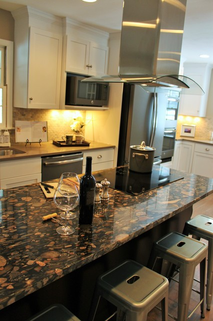 Carmel In Dramatic Kitchen Transformation Transitional Kitchen Indianapolis By Mince