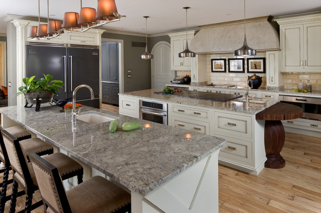 Carmel Indiana Residence Traditional Kitchen Other Metro By Kristin Okeley Kitchens By