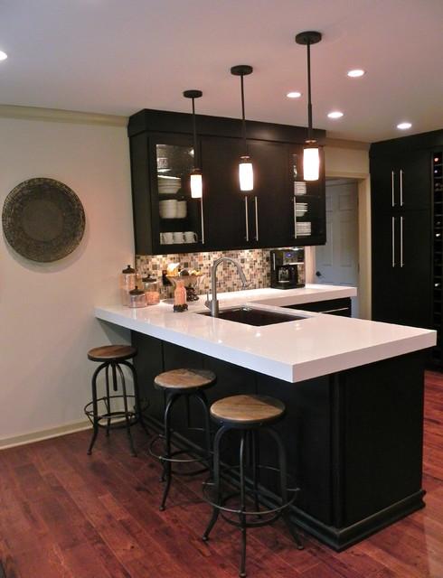 Carmel Kitchen Remodel modern-kitchen