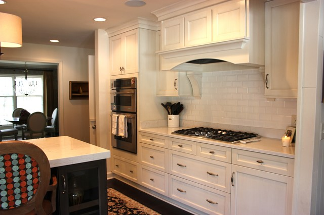 Carmel Residence, Designer Kelly Rich - Traditional - Kitchen - indianapolis - by Carmel Kitchen ...