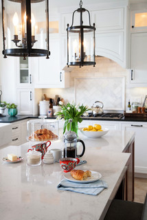 Carmel Valley Renovation - Transitional - Kitchen - San Diego - by ...