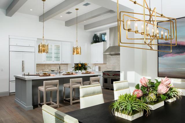 Carmela Cam1 At Mediterra Kitchen Miami By Romanza Interior Design