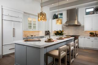 Carmela Cam1 At Mediterra Transitional Kitchen Miami By Romanza Interior Design
