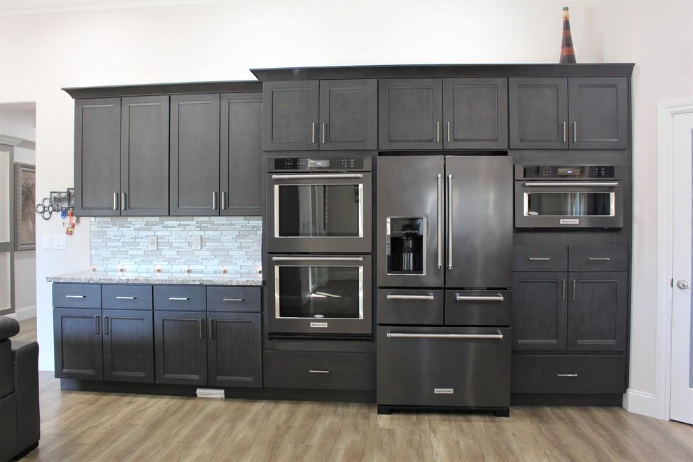 Carmichael - Contemporary - Kitchen - Sacramento - by ...