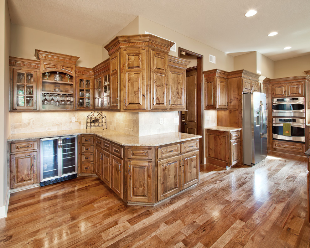 Carol Lynn Plan, 2 Story - Traditional - Kitchen - Kansas ...