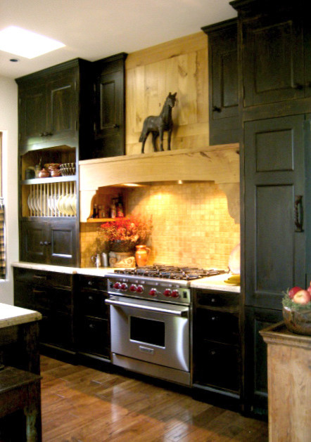 Carole Meyer eclectic kitchen